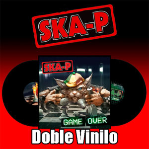 Disco Vinilo Doble y Packs Game Over