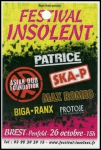 insolent festival